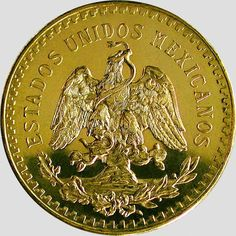 Gold Bullion Coins Mexican 50 Pesos Silver Stock