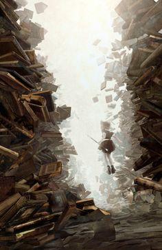 magic fly books can take you away