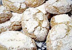 ricciarelli bimby260 gr. di farina 120 gr. di mandorle 200 gr. di zucchero 130 gr. di margarina morbida 1 uovo 1\2 bustina pane angeli.