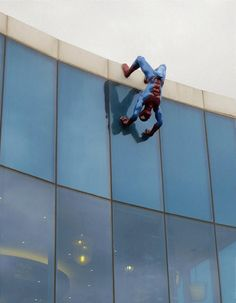 Artist's Spider Man With Boner Sculpture Causes A Stir In South Korea