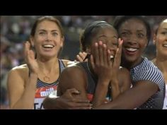 Harrison breaks 28-year-old 100m hurdles world record on cjn news