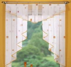 Valance Curtains, Room, Furniture, Home Decor, Kitchen, Bedroom, Decoration Home, Cooking, Room Decor