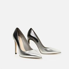 OMBRÉ HIGH HEEL SHOES-View all-SHOES-WOMAN | ZARA Canada