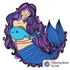 #IWillTakeCareOfYou #sirena #pez #siren #fish #love