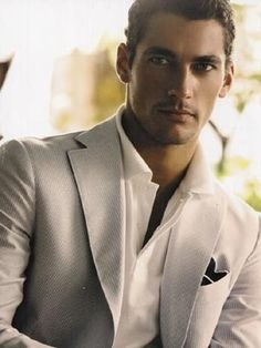 This is what Christian Grey looks like in my book