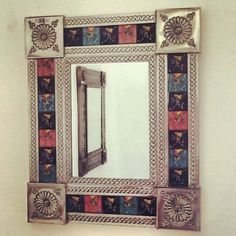 Talavera mirrors! Dancing skeletons!