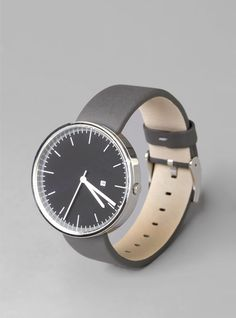 Couverture and The Garbstore - Mens - Uniform Wares - 200 Series Calendar Wristwatch