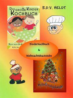 Koch-und Backbuch in einem, für unsere Kleinen als Printausgabe