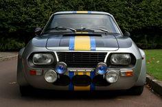 Lancia Fulvia Sport Zagato 1600