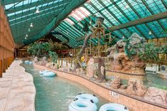 Find out how to make the most of your visit to Wild Bear Falls Water Park at Westgate Smoky Mountain Resort & Spa and discover the top choice among water parks in Tennessee! The number one indoor waterpark in Gatlinburg, TN! Vacation Places, Dream Vacations, Vacation Spots, Places To Travel, Places To Go, Vacation Ideas, Family Vacations, Family Trips, Greece Vacation