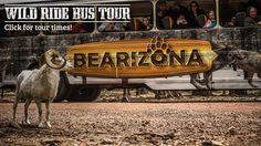 Bearizona -- Wild Ride Bus Tour