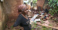 Chuva deixa 43 famílias desalojadas no ES, diz Defesa Civil Estadual