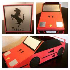 Ferrari sangskjuler og Kort