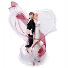 Bröllopsfigur <3 Marie, Disney Characters, Fictional Characters, Cinderella, Disney Princess, Couple, Newlyweds, Wedding Pie Table