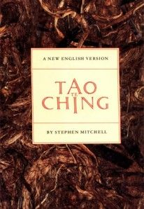 "Mitchell, Stephen. ""Tao te ching: A new English version (pocket edition)."" (1988)."