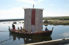 Båtmuseets dag i Galtabäck | Galtabäcksskeppet - Ett unikt skeppsfynd