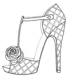 High Heel Shoes ~ The Modellista: Wrapping Things Up and Just Getting Started...
