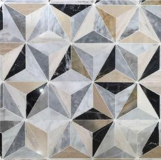 LOVE THIS - Photo creds #melissaweyrick. From our NYC showroom! #tiles…