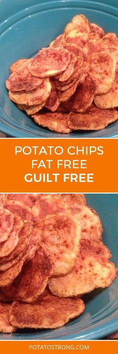 Potato chips no oil