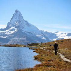 Stunning Switzerland. Photo courtesy of nateandal on Instagram.