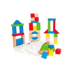Cube enfant maple blocks hape