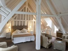 Loft Bedroom - Home Decoration 17