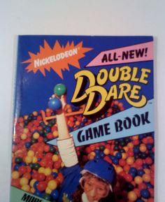 Nickalodeon Double Dare Game Book