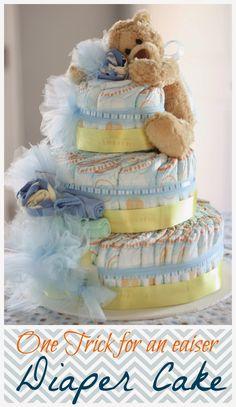 Diaper Cake Tips