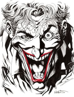 The Joker by Kevin West