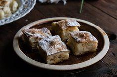 Εύκολη Μπουγάτσα French Toast, Muffin, Breakfast, Food, Morning Coffee, Essen, Muffins, Meals, Cupcakes