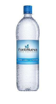 96 Botellas de Agua Purificada Fontenueva