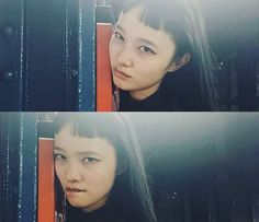 yuka mannami Hairstyles With Bangs, Handsome, Models, Portrait, Women, Fashion, Cool Stuff, Bang Hairstyles, Templates
