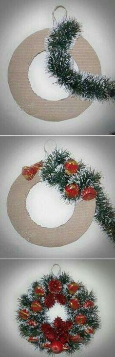 Ghirlanda di Natale!