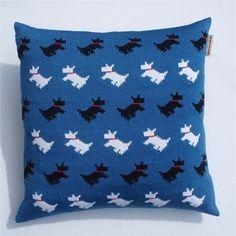 Scotties cushion.