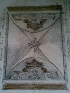 Concept for painted ceiling by Donzine Ceiling, Concept, Crafts, Ceilings, Manualidades, Handmade Crafts, Craft, Arts And Crafts, Artesanato