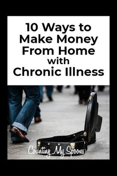 How do you continue working with chronic illness? How do you make money despite chronic illness? 10 ideas for how you can make money working from home with chronic illness. You can create your own path using your existing skills and interests. Chronic Fatigue Treatment, Chronic Fatigue Symptoms, Chronic Fatigue Syndrome, Chronic Illness, Chronic Pain, Work From Home Companies, Work From Home Jobs, Earn Money From Home, Way To Make Money