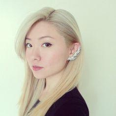 blonde_asian style beauty