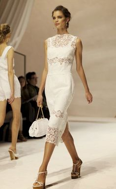 FASHION STYLE : LE BLANC, Couleur indémodable, Chic! Bettinael.Passion.Couture.Made in france