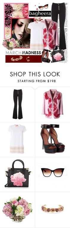 """""""Bagheera 14."""" by carola-corana ❤ liked on Polyvore featuring J Brand, Bagheera, N°21, Givenchy, Calvin Klein, Diane James, Bijoux de Famille and bagheeraboutique"""