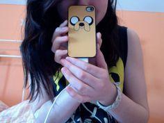 Adventure Time - Jake iPhone case
