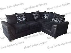 Image result for silver and black couch