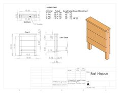 DIY Bat House Why Build A House To Attract Bats To Your Backyard? For  Starters