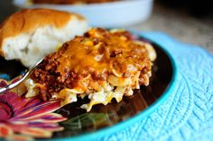 Ree Drummond / The Pioneer Woman, sour cream noodle bake