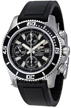 Breitling Aeromarine Superocean Chronograph II Mens Watch