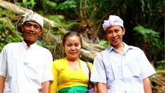 Bali und ihre Bewohner - Gastfreundschaft pur