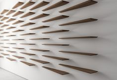 Molteni & C Shelves the different layers and distance of the shadows