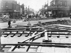 St Kilda Junction: Into Decline (1900s-1940s)