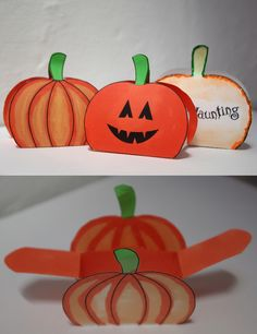 12 Free Halloween Printables Including Free Digital Stamps and Templates