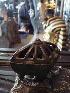Vantines Antique Incense Burner