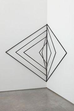 Eva Rothschild | Empty Page 2009
